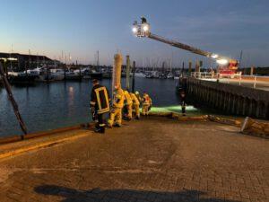Antenne Norderney - Feuerwehreinsatz am Samstag